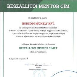Győr-Moson-Sopron megyében is elindult a beszállítói- és külpiaci mentoráltak kiválasztása 2019/09/03