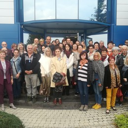The visit of the Zalaegerszeg VET Centre