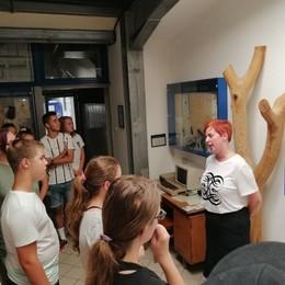 Nyári tábor üzemlátogatása a Borsodi Műhely Kft.-nél