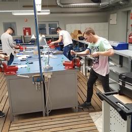 Vocational training – apprenticeships