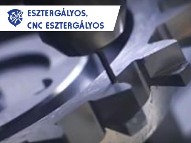 Esztergályos, CNC esztergályos
